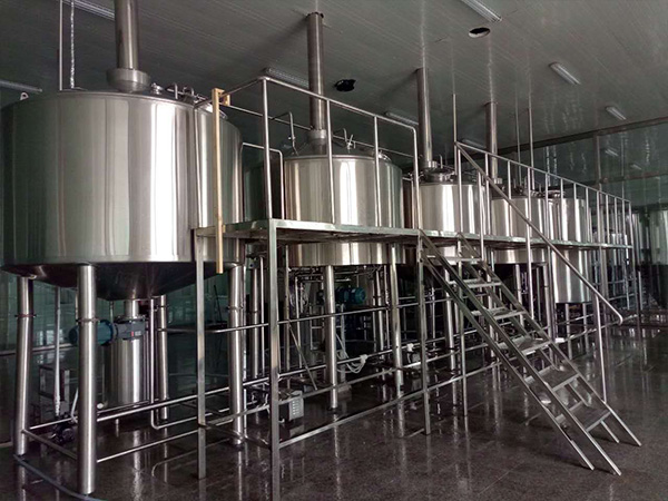 3000L  Beer equipment