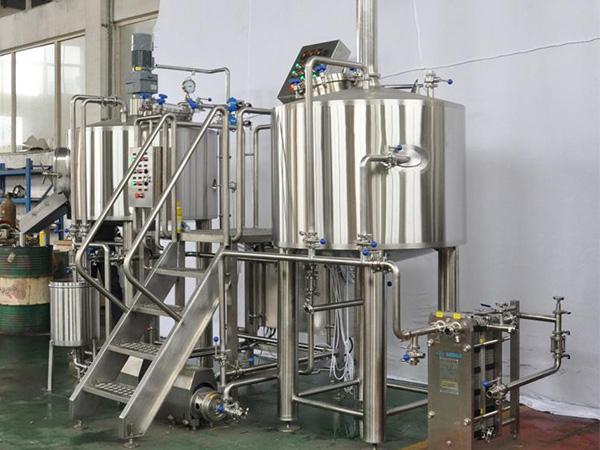 500L Beer equipment-BEER EQUIPMENT